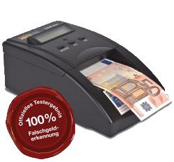Super Vals geld scanners en volgsysteem - Hanka kantoormachines bv YO-73